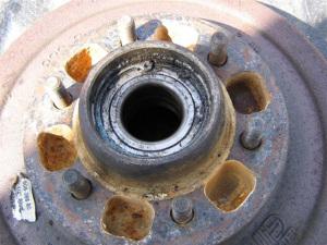 damage bearing