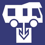 Australia RV Dump Point Logo