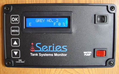 Tank Systems Monitor