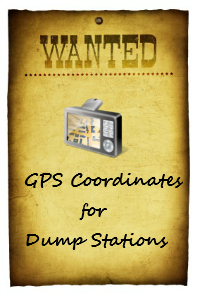 Wanted GPS Coordinates