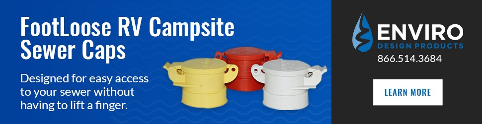 sewer caps and dump station lids