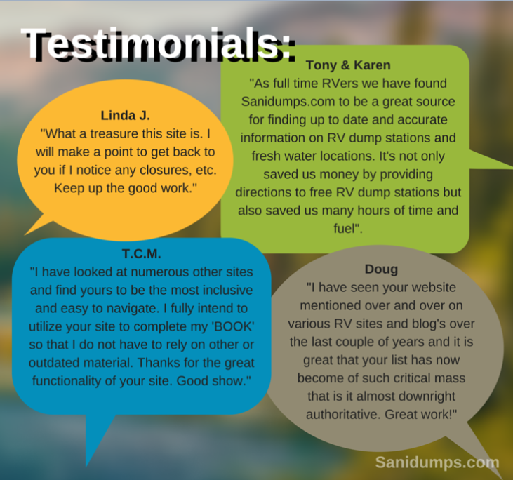 ebook testimonials